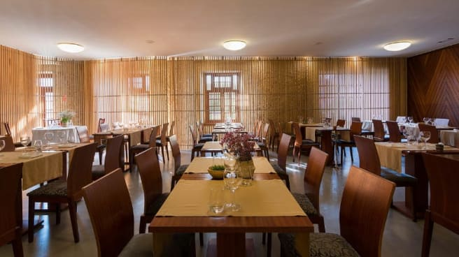 Vista sala - Restaurante Meira