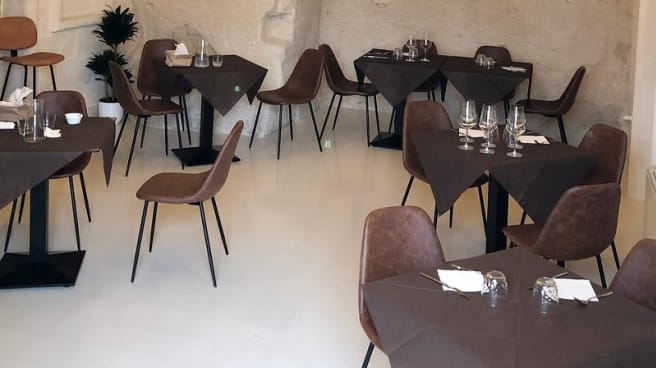 Vista sala - Donna Bruna, Matera