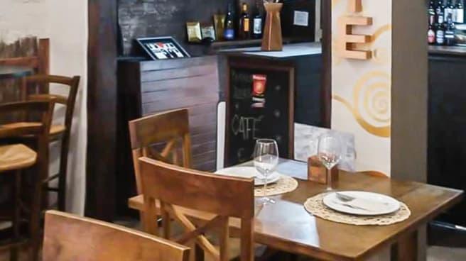 Vista sala - Tommate Pizza Co, Galapagar