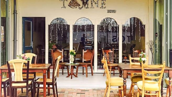 Terras - Tajine Marokkaans Restaurant, Lelystad