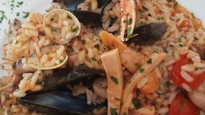 Lo Chef Consiglia - Pizzeria Isola D'Oro, Fiumicino