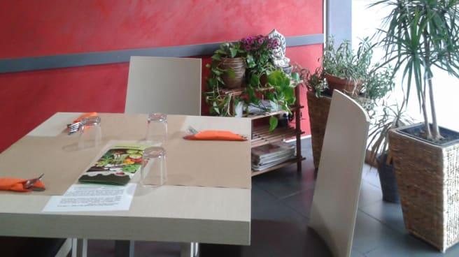 Detalle mesa - Saboréame, Valencia