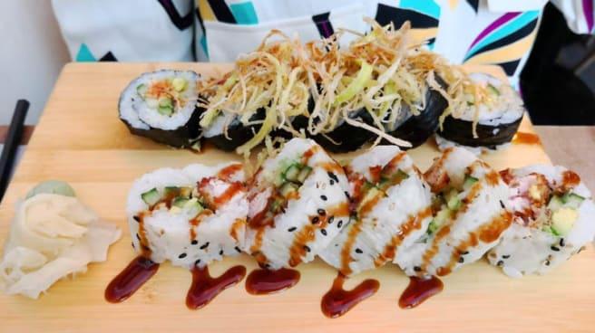 Suggestion du chef - Rice & Fish Yakimono, Paris