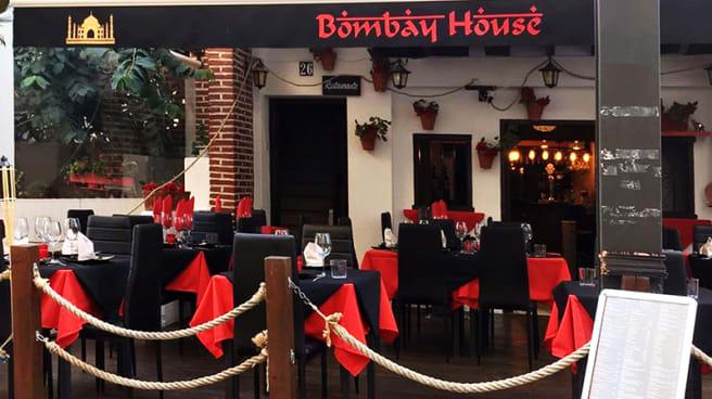 La terraza - Bombay House, Marbella