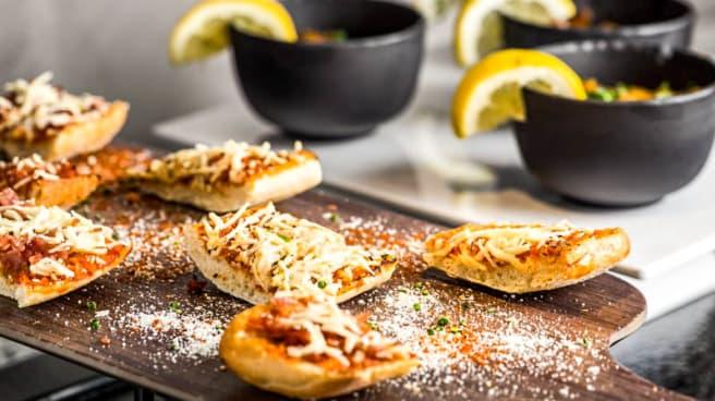 Sugerencia del chef - Restaurante NH Peregrino, Santiago de Compostela