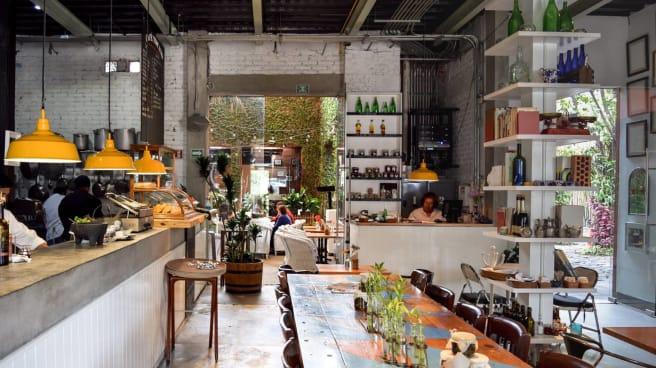 Café Toscano (San Ángel), Ciudad de México