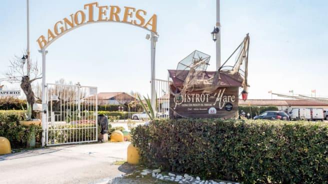 Entrata - Teresa Bistrot Sul Mare, Viareggio