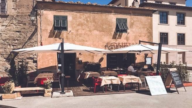 Esterno - Osteria Fornelli, Volterra