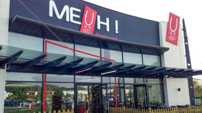 MEUH ! vous attend !!! - MEUH ! Restaurant Boulazac (Parking Palio), Boulazac