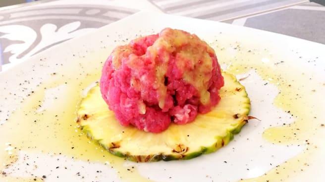 Suggerimento dello chef - Ristoriamo Taverna Moderna, Roma