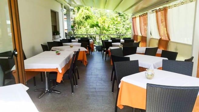 Vista sala - Ristorante e Pizzeria Montegrappa, Belluno