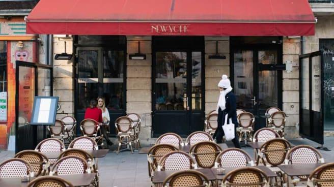 Exterieur - Le New York, Bordeaux