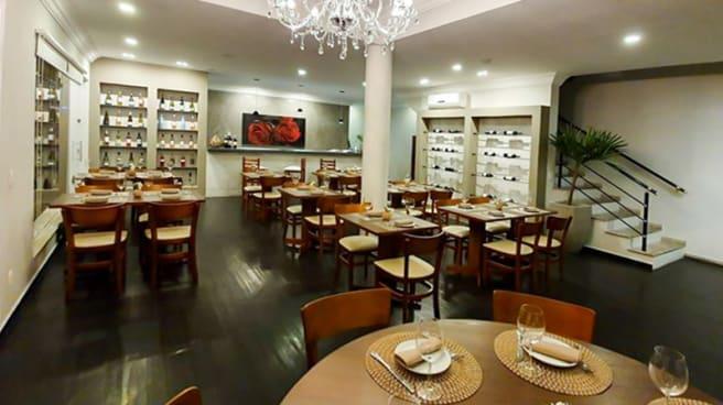 Sala - Rosa & Vinho Restaurante, São Paulo