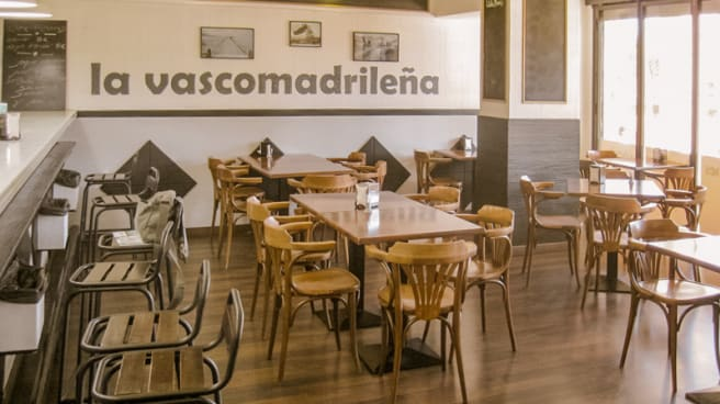 Sala - La Vascomadrileña - Las Rozas, Las Rozas