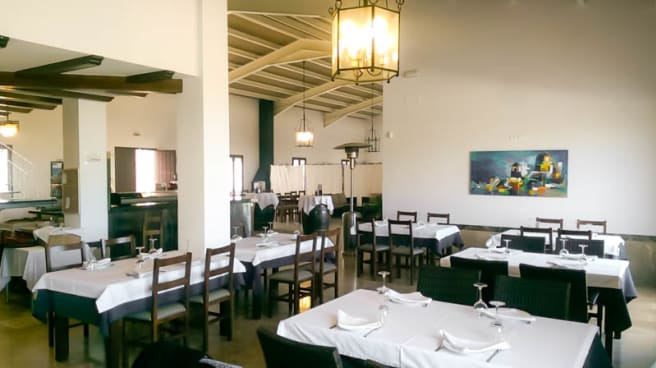 Vista del interior - Club Boca del Sabinal