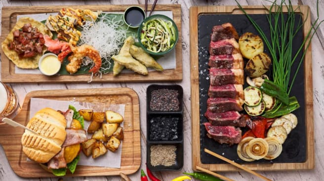 Sugerencia del chef - Tempura Bar, Dénia