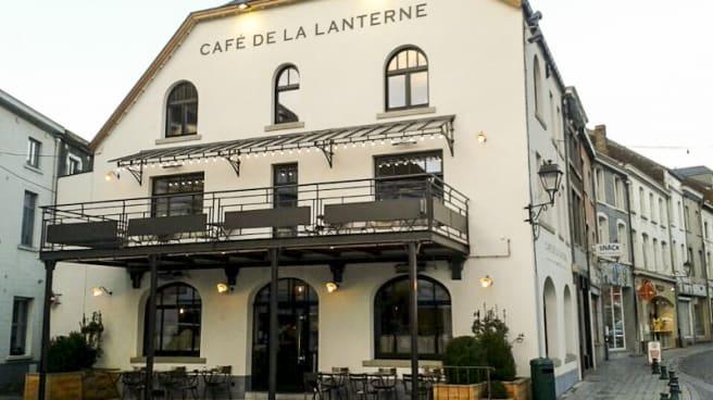Devanture - Café de la Lanterne