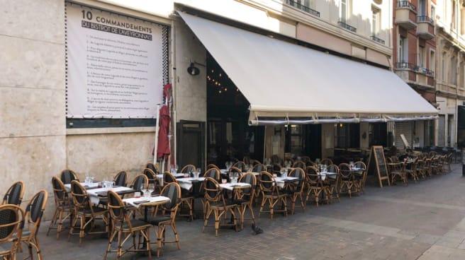 Restaurant - Le Bistrot de l'Aveyronnais, Montpellier