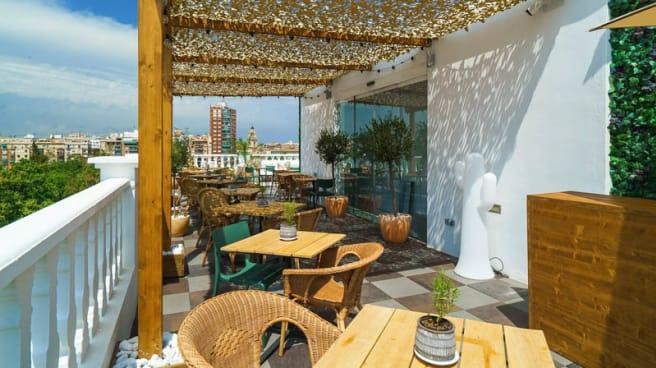 Terraza - La terraza de Blanq, Valencia