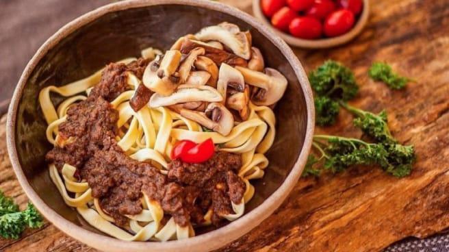 Sugestão do chef - Curry Pasta, Curitiba
