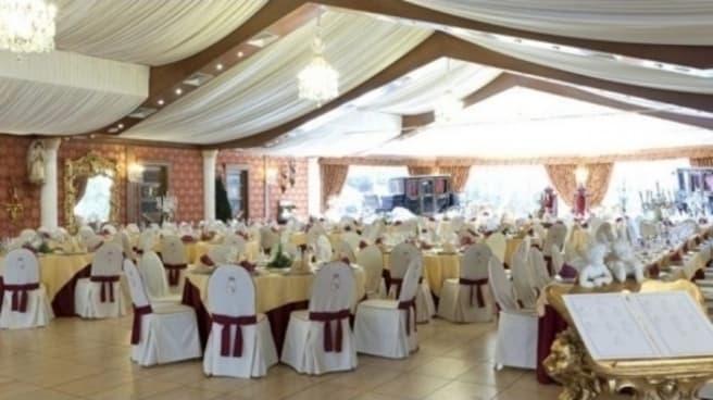 Vista interior - Braseros Restaurante & Catering