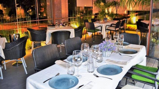 Sala - Ático Lounge, Las Rozas
