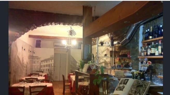 Interno locale - Taverna Antica Trieste, Trieste