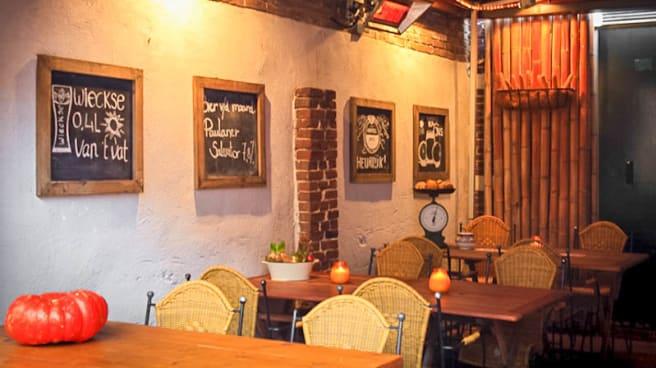 Het restaurant - Eetcafé Pandarve, Zeist