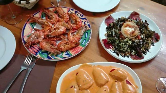 Sugerencia de plato - El Caserío