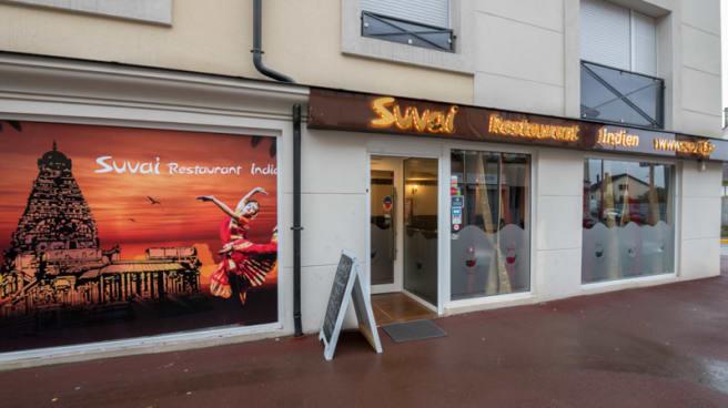 Entrée - Suvai, Tremblay-en-France