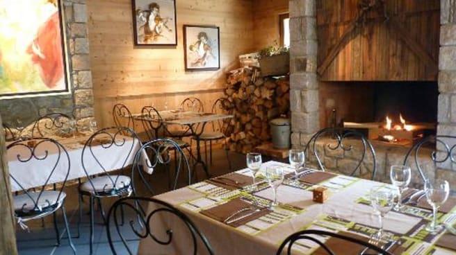 Restaurant - L'O à la Bouche, Saint-Martin-Vésubie