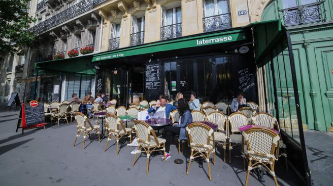 Bienvenue au restaurant Laterrasse, Paris 5ème - Laterrasse, Paris