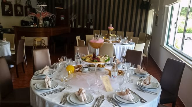 Sala - Restaurante Pérola do Fetal