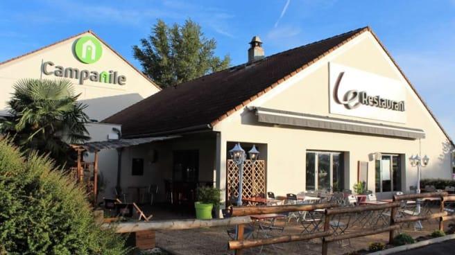 Devanture - Campanile Boulazac Isle Manoire