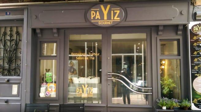 Entrée - Payiz, Rouen