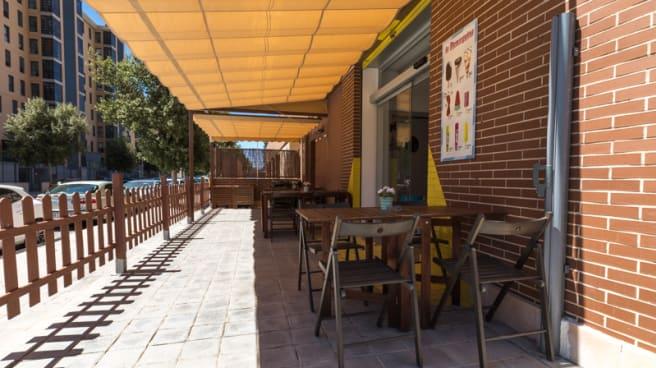 Terraza - De Pasta Somos, Alicante