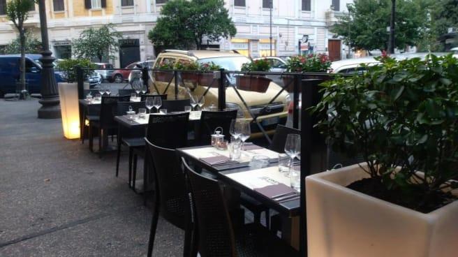 Esterno - La Vineria di  Mastrociccia, Roma