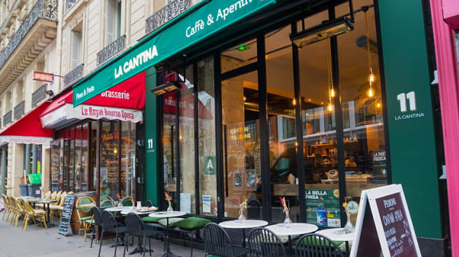 Entrée - Amala, Paris