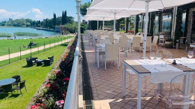 Terrazza - Aquila d'Oro Risto Bar Pizza Gourmet, Desenzano del Garda