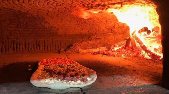 Forno a legna - Ristorante Pizzeria San Giorgio, Foggia
