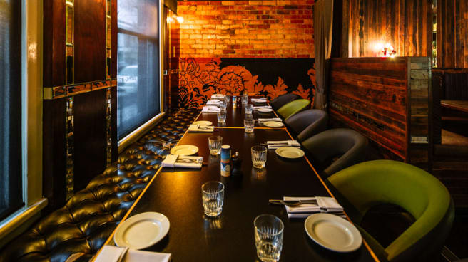 Private Dining Room - Temperance Hotel, South Yarra (VIC)