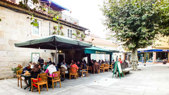 La terraza - Balcón de Floreano