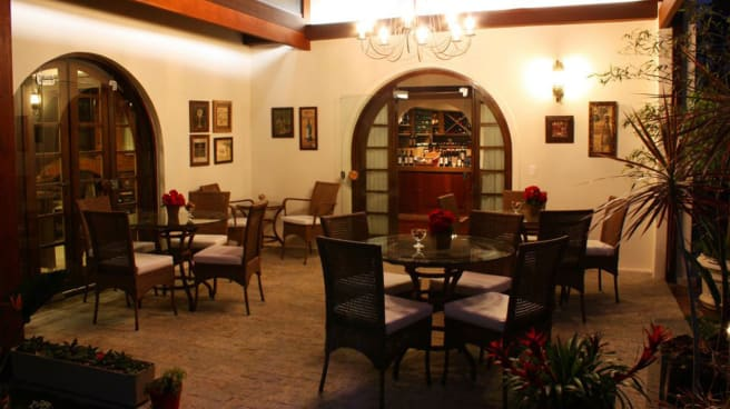 rw sala - Grappolo e Vino, Curitiba