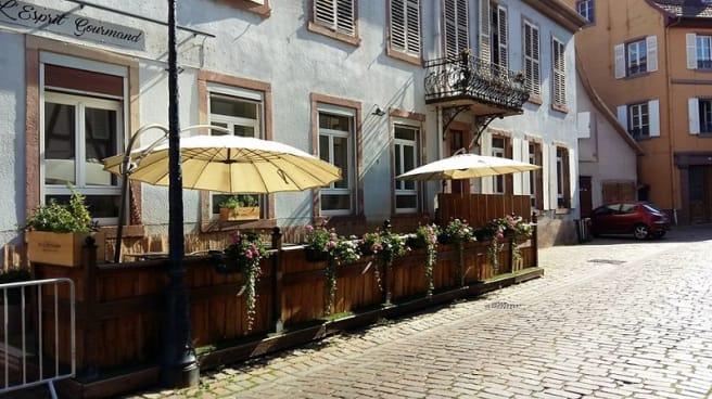 terrasse - L'Esprit Gourmand, Barr