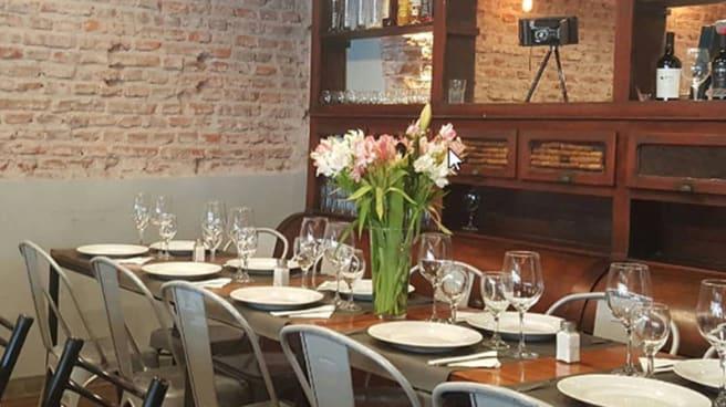Vista sala - Lili Resto Cocina Mediterránea