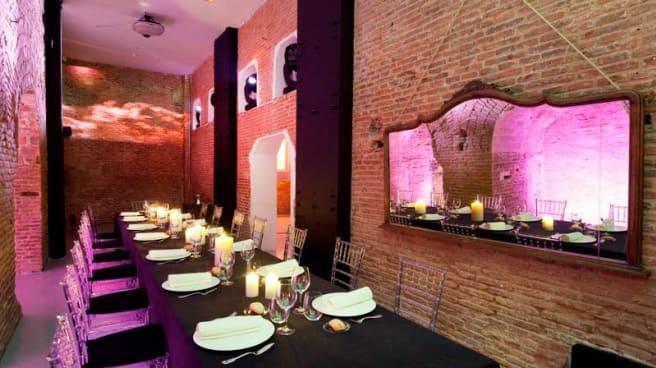 Vista Sala - Bodega de los Secretos, Madrid
