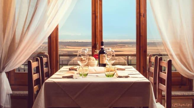 Vista sulla campagna - BiLLy BaU Restaurant, Camino