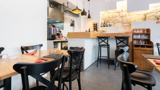 Vue de la salle - Le Jazz Coffee, Montrouge