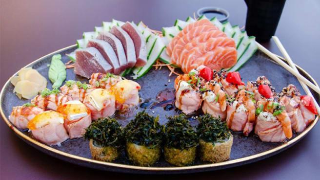 Prato - Fuji Sushi Lounge, Fortaleza