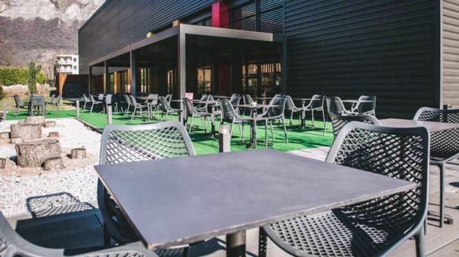 Terrasse - Krawl Kitchen